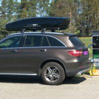 Ladestation für E-Autos im Spreewald