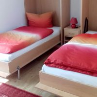Zweibett-Zimmer